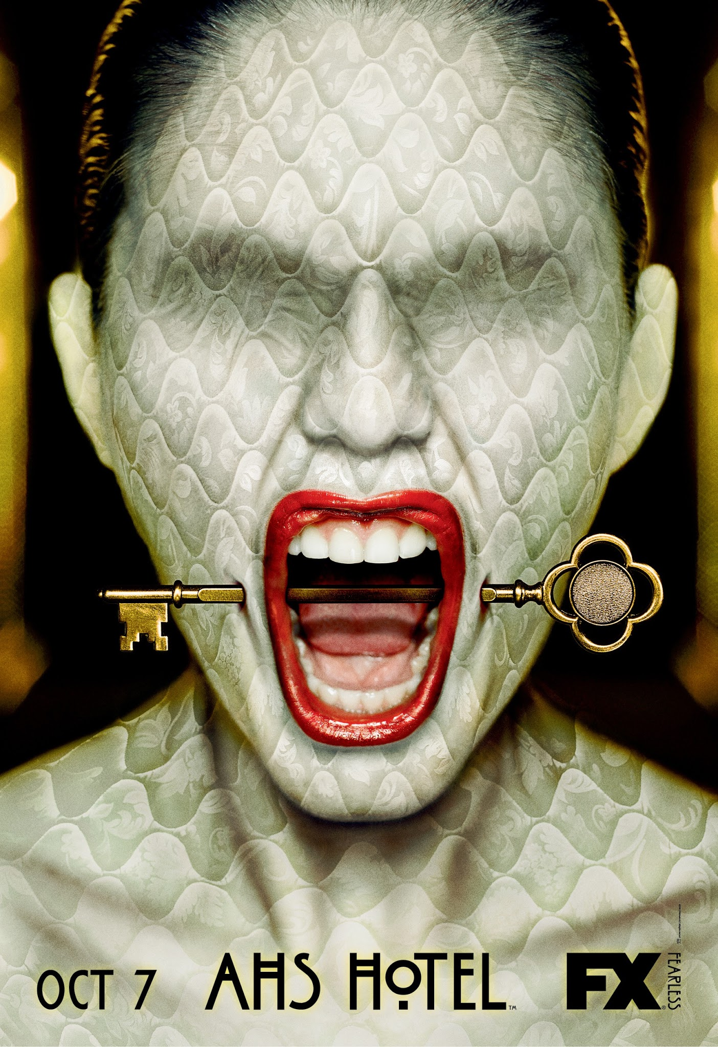 poster y banner oficial para AMERICAN HORROR STORY HOTEL JPosters 1404x2048