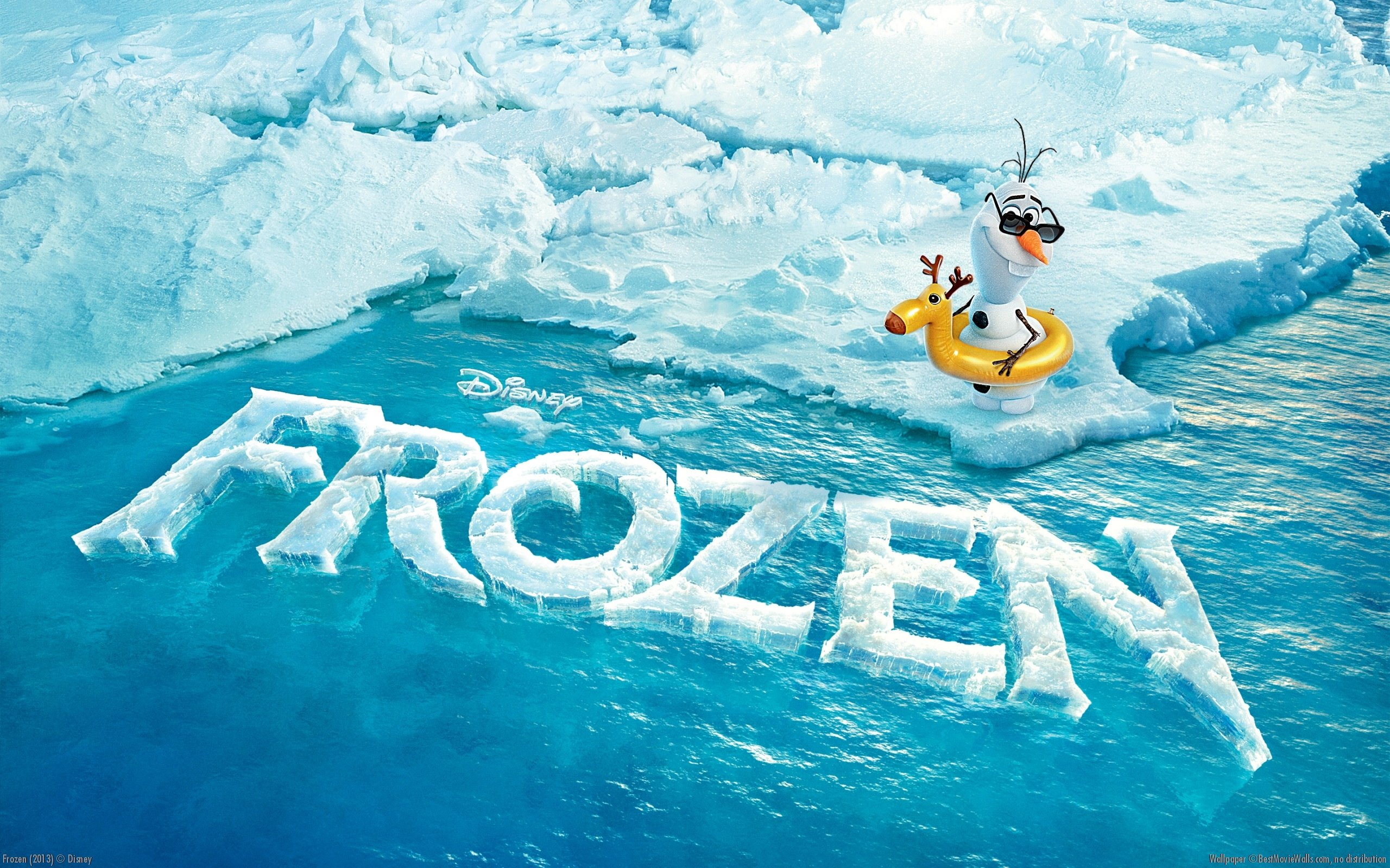 Pics Photos   Olaf Frozen Movie Wallpaper Background Hd 2560x1600