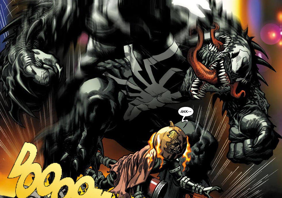 Marvel Agent Venom agent venom venom flash 981x689
