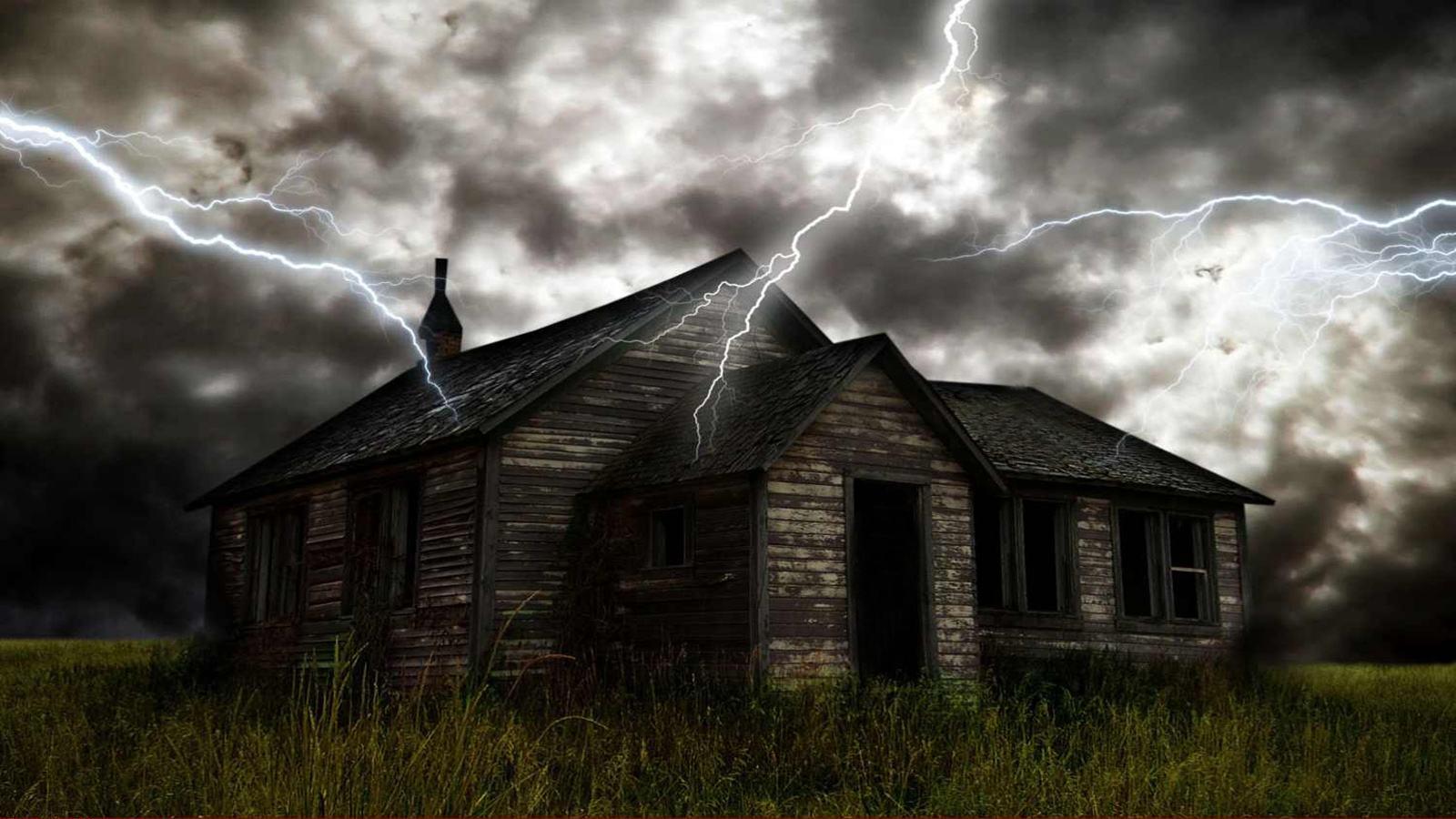 haunted house live wallpaper desktop wallpapersafari. Black Bedroom Furniture Sets. Home Design Ideas