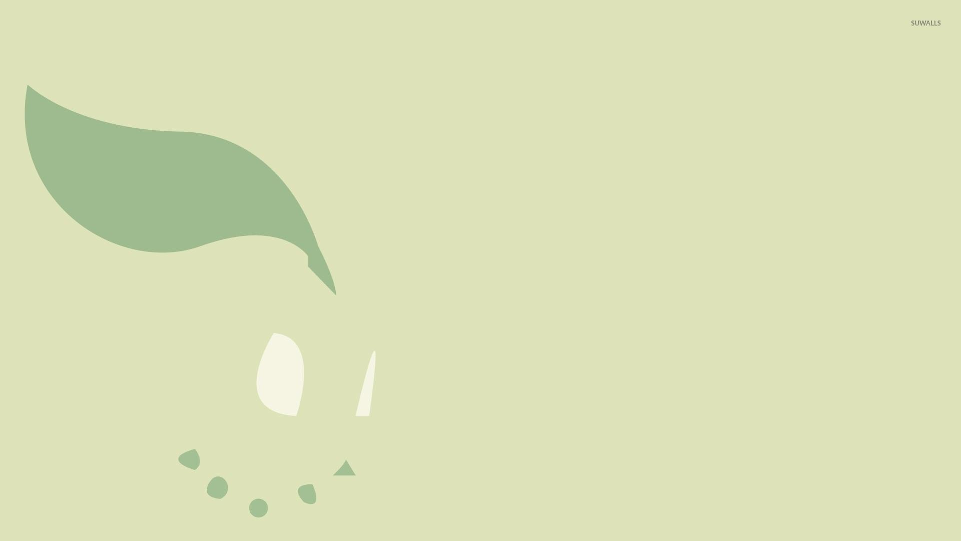 Chikorita   Pokemon wallpaper   Game wallpapers   33218 1920x1080