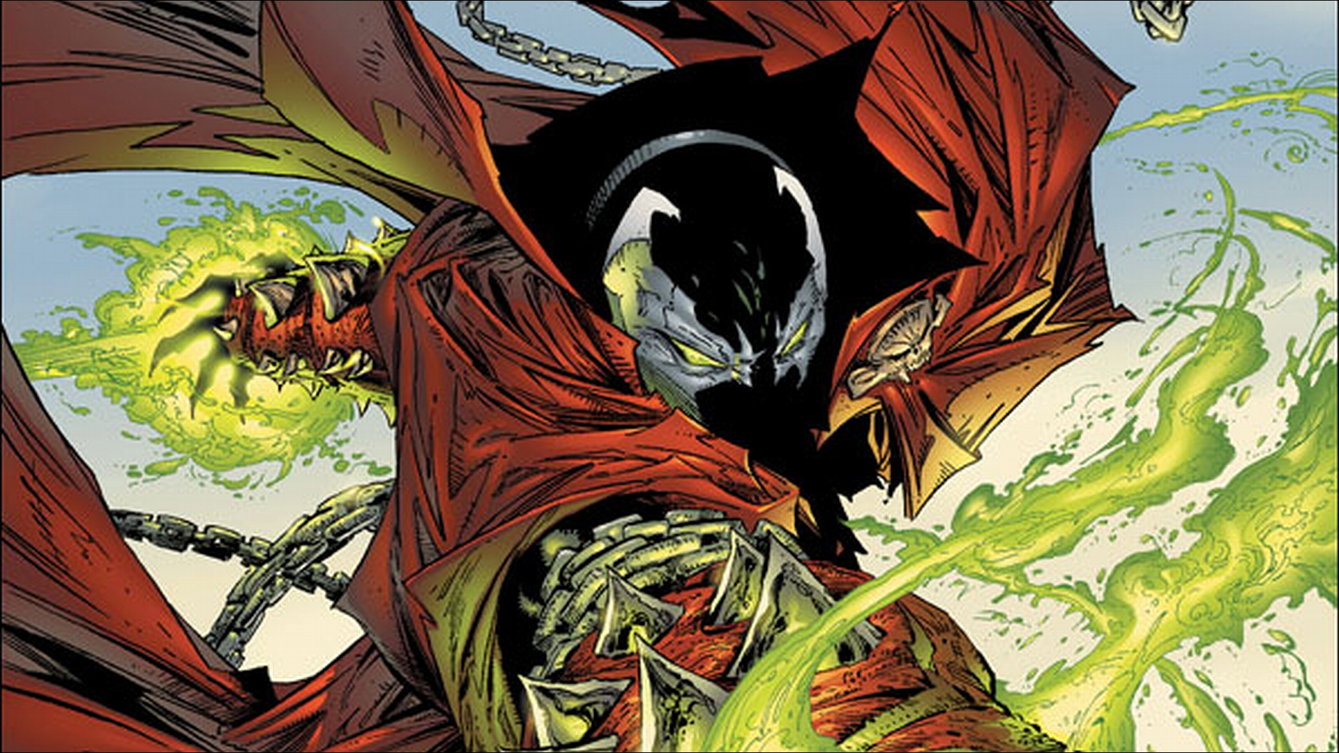 Spawn Computer Wallpapers, Desktop Backgrounds | 1920x1080 | ID:163455
