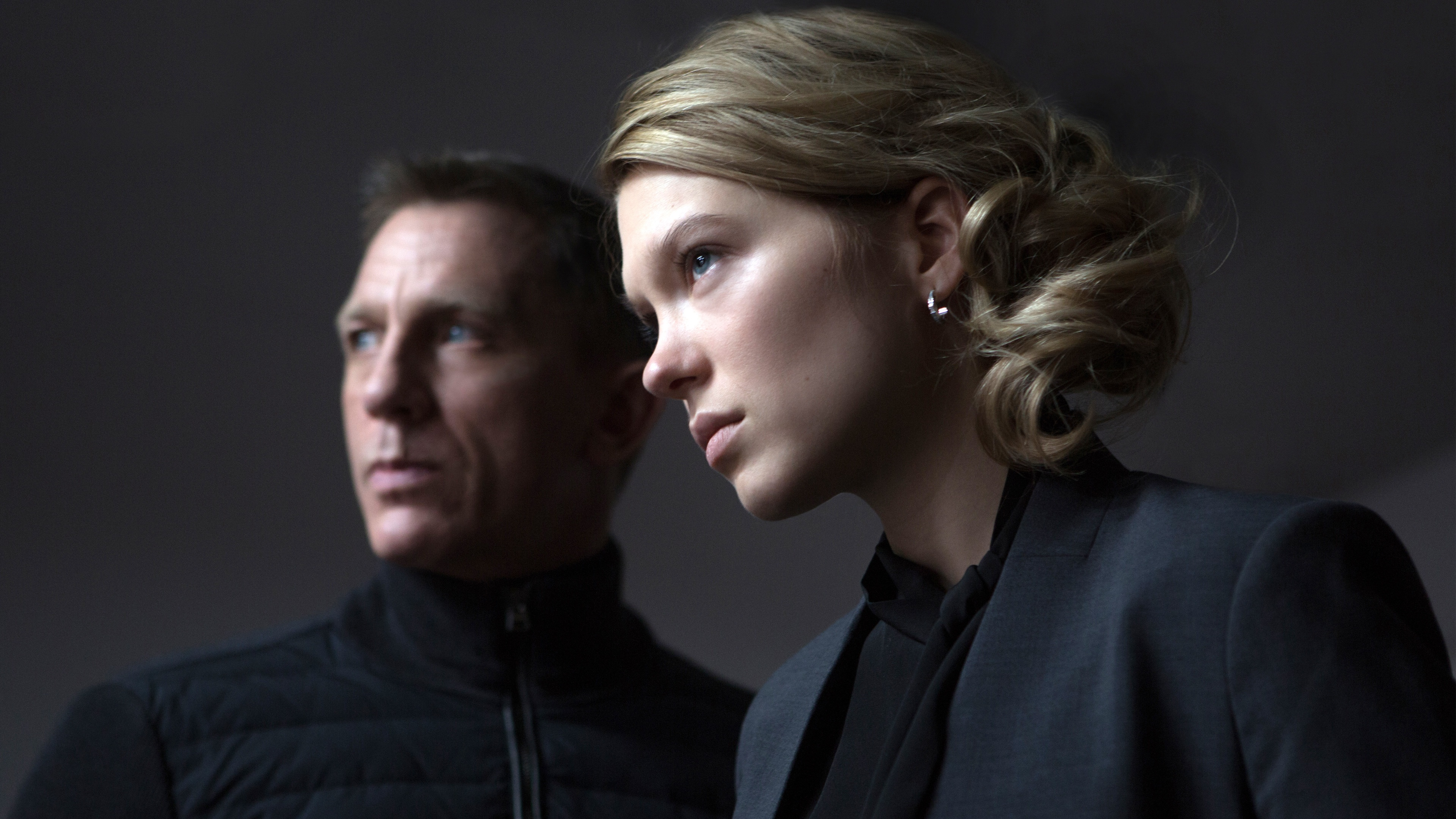 Spectre 007 Movie Wallpapers HD Wallpapers 3840x2160