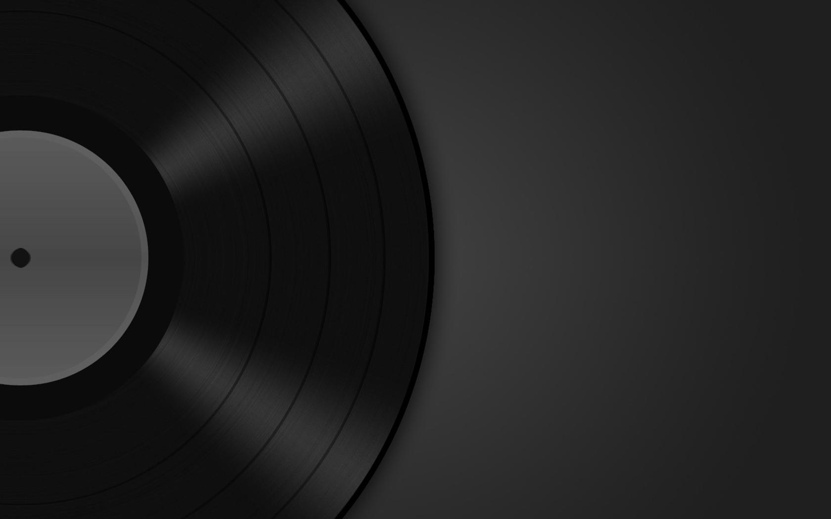 Music Record Wallpaper 1680x1050 Music Record Vynil 1680x1050