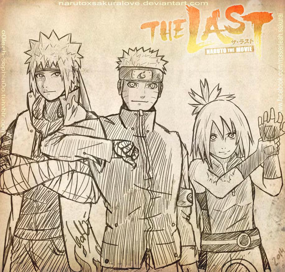 Naruto The Last Movie Naruto Wallpapers 916x873
