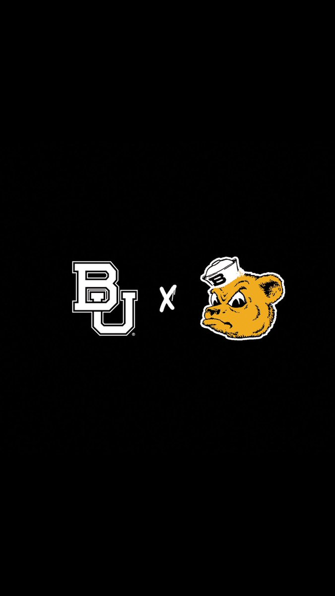 Baylor Football on Twitter Time to update that wallpaper 675x1200