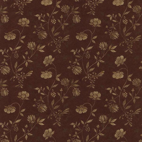 418 44655 Burgundy Country Jacobean   Tudor   Brewster Wallpaper 600x600