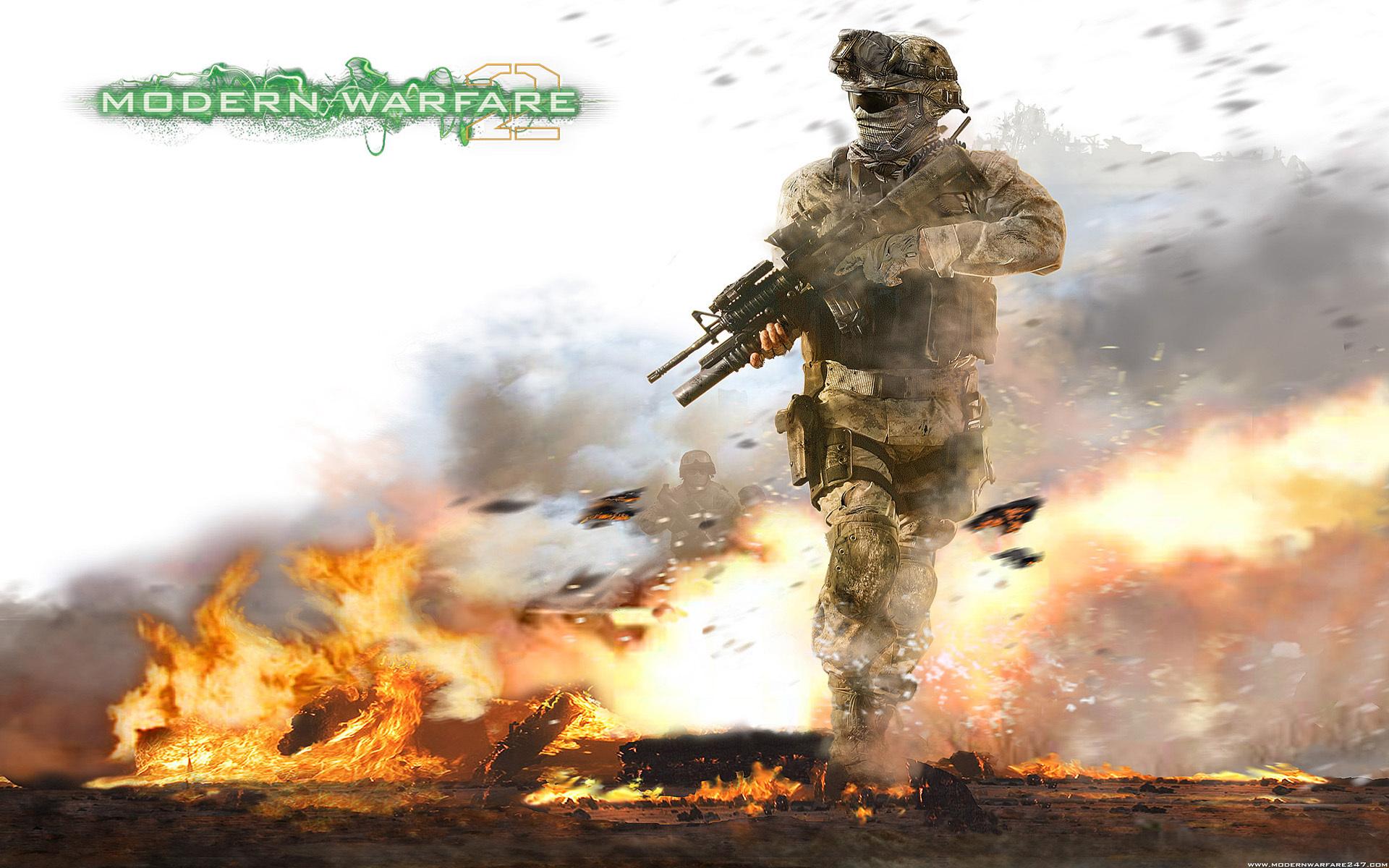 Modern Warfare 2 MW2