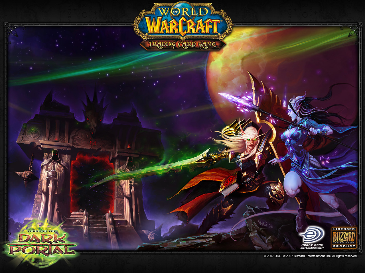 World of warcraft download HD wallpapers all in 3D render 1280x958