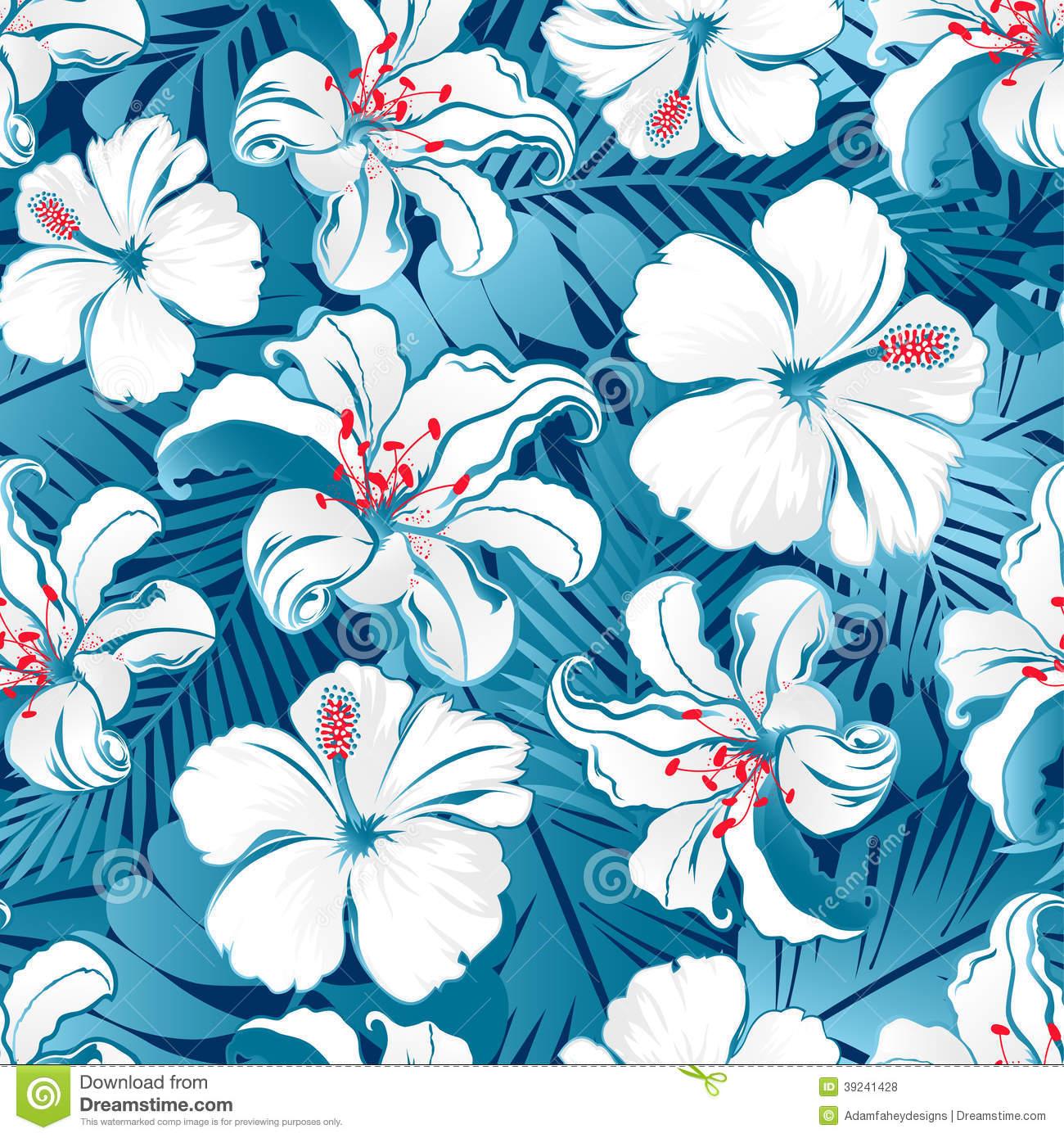 49 Hawaiian Print Wallpaper On Wallpapersafari