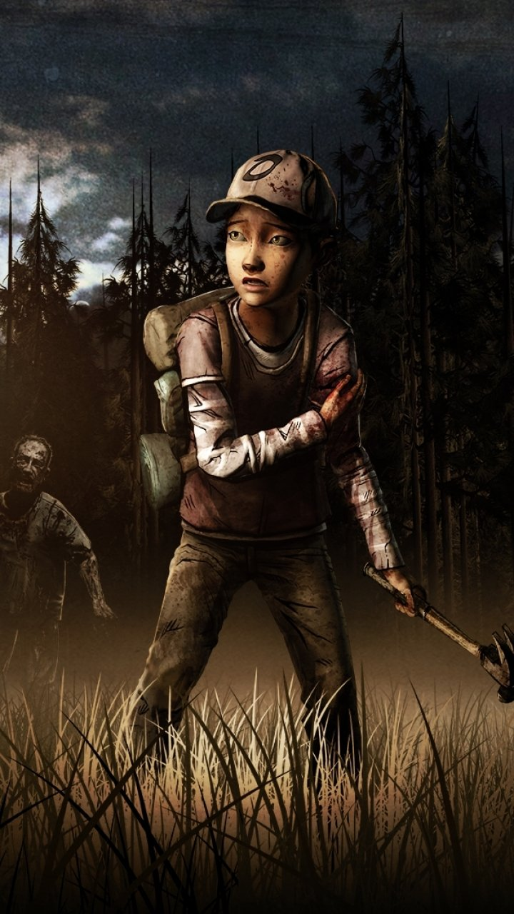 Video GameThe Walking Dead Season 2 720x1280 Wallpaper ID 720x1280