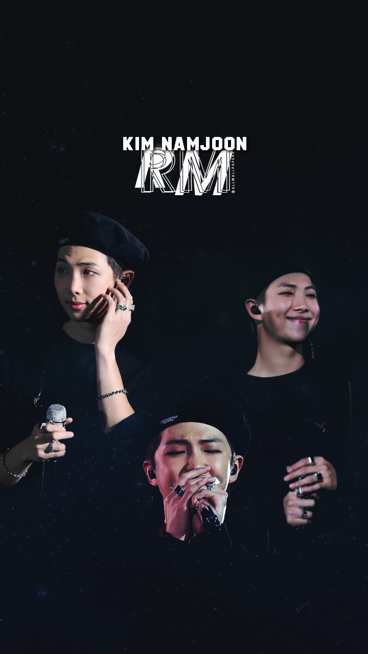 31 Bts Kim Nam Joon Rm Wallpapers On Wallpapersafari