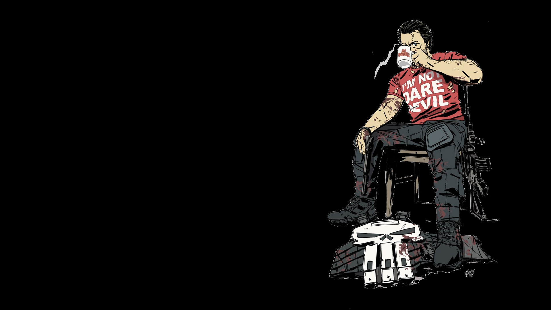 The Punisher Computer Wallpapers, Desktop Backgrounds | 1920x1080 | ID ...