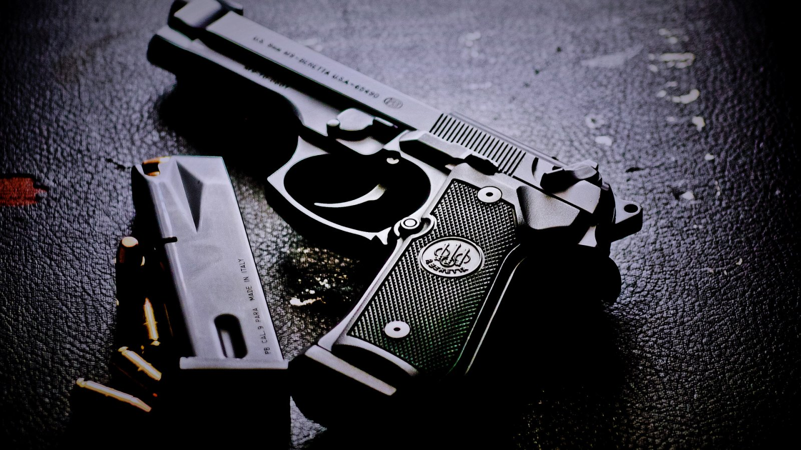 Beretta m9 Wallpaper Beretta m9 Pistol Widescreen