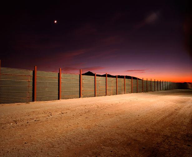 Mexico Border   National Geographic Magazine 615x502