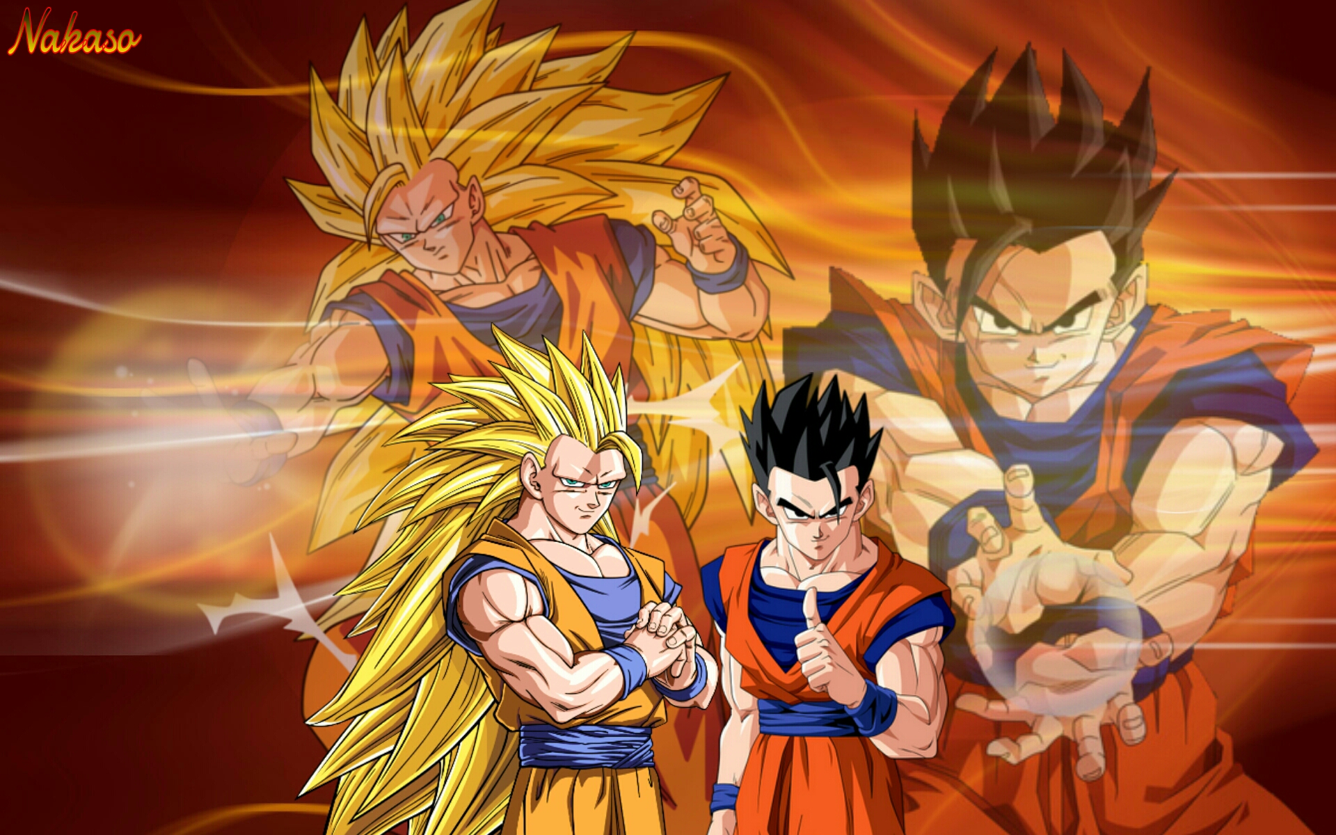 Ultimate Gohan Wallpaper Pictures Gallery 1920x1200