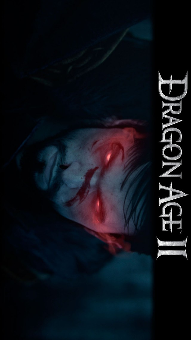 Dragon Age 2 Hd Wallpaper 12 iPhone Wallpapers iPhone5 640x1136