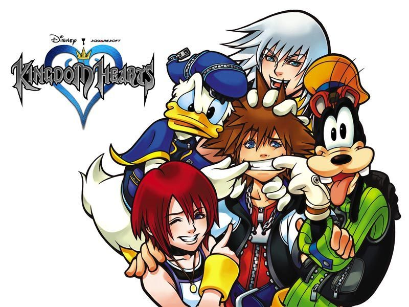 Official Kingdom Hearts Wallpaper kingdom hearts series 2754093 800 800x600