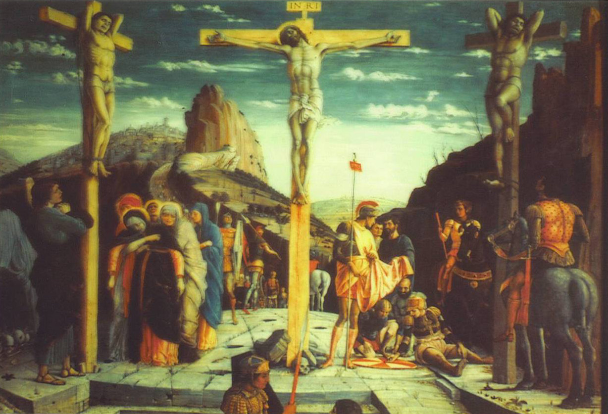 Jesus Christ Crucifixion 1228x837
