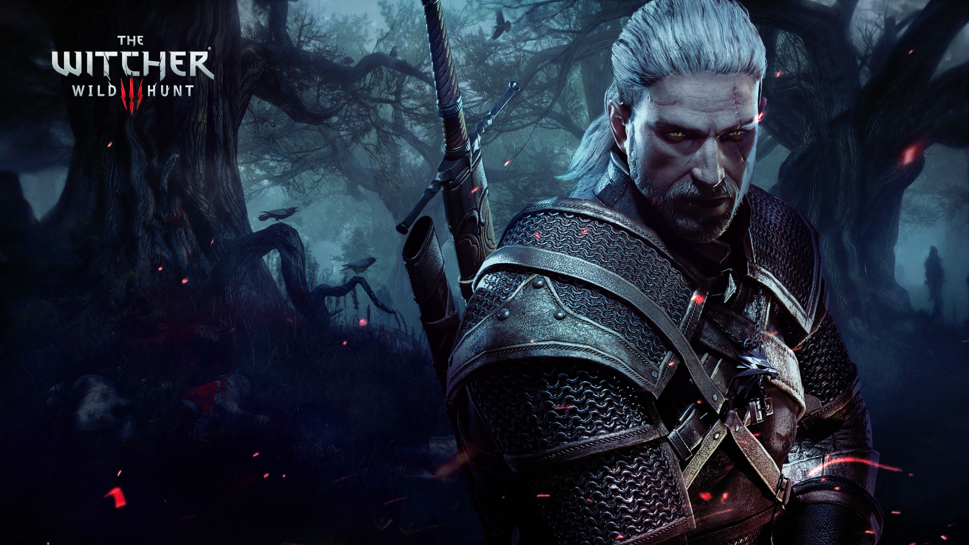 wallpapers witcher pictures wallpaper images sites 1920x1080