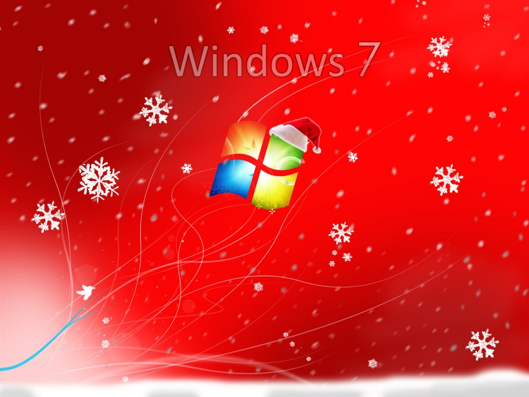 Christmas Wallpapers for Windows 7 HD Wallpaper of Windows 1080x810