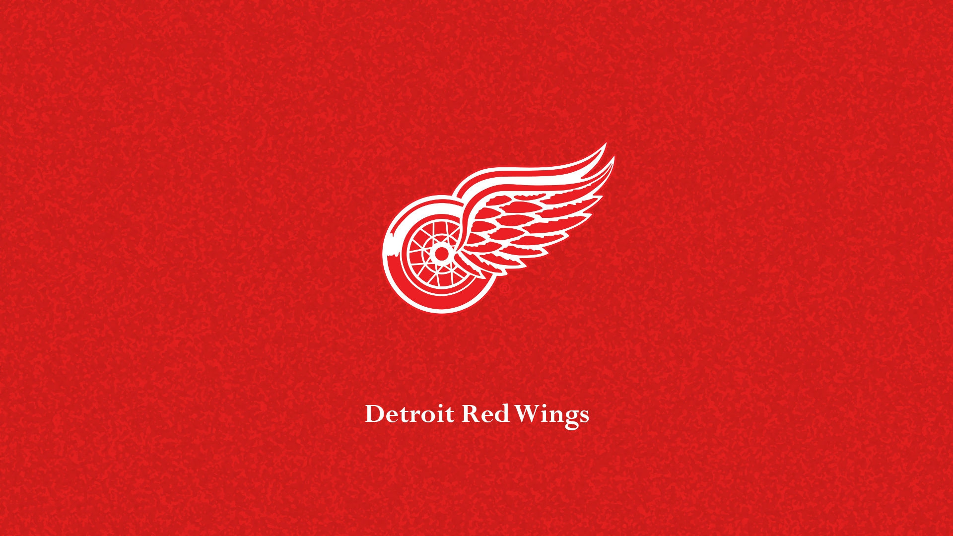 Download Detroit Red Wings Backgrounds 1920x1080