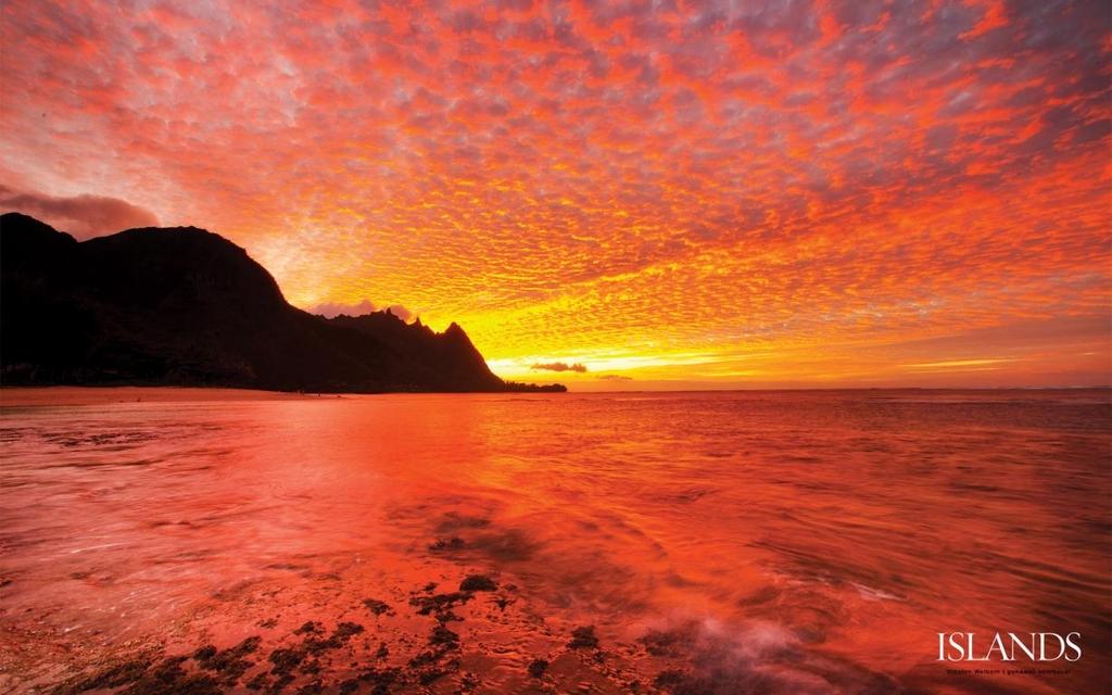 pixel desktop wallpapers hawaii sunset beach wallpaper Car Pictures 1024x640