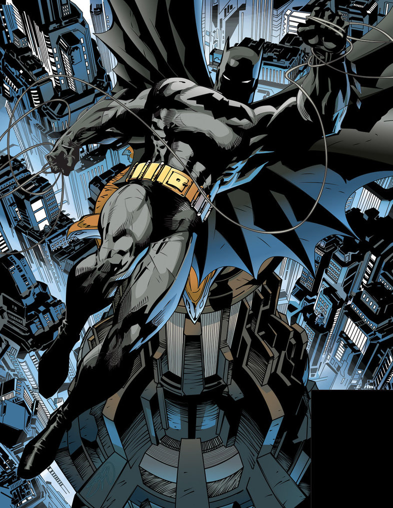786x1016px Batman Jim Lee Wallpaper 786x1016