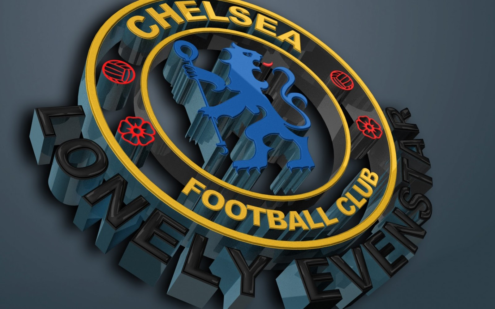 All Wallpapers Chelsea FC Logo Wallpapers 2013 1600x1000