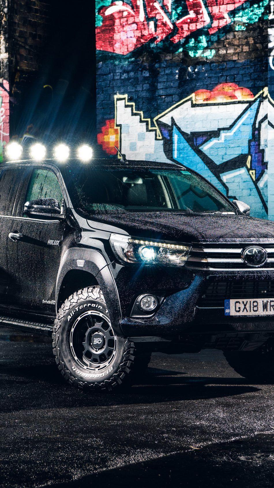 Toyota Hilux Arctic Truck 2018 4k Ultra Hd Mobile Wallpaper 950x1689