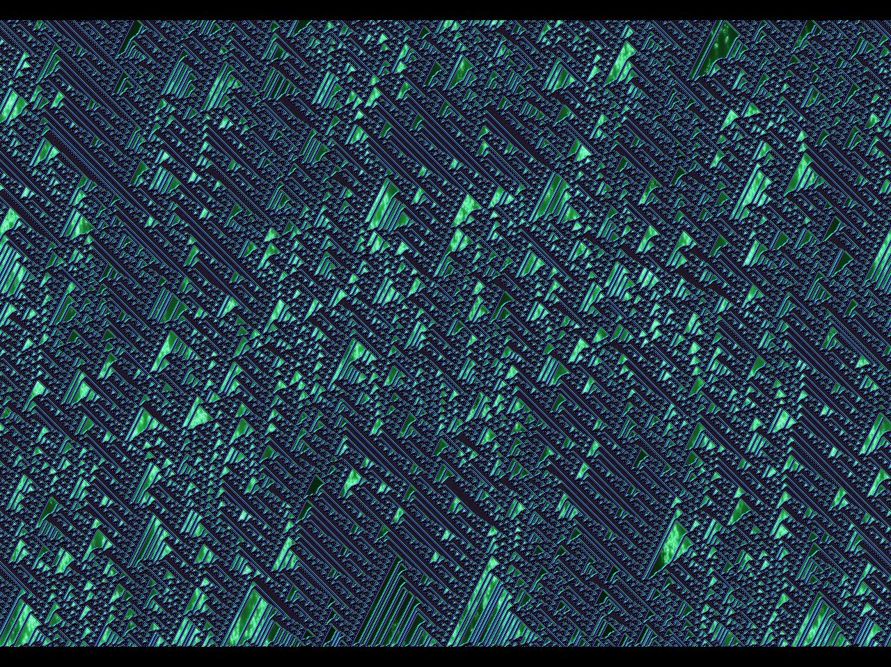 Next Nearest Neighbors Cellular Automata The QL Files 1280x958