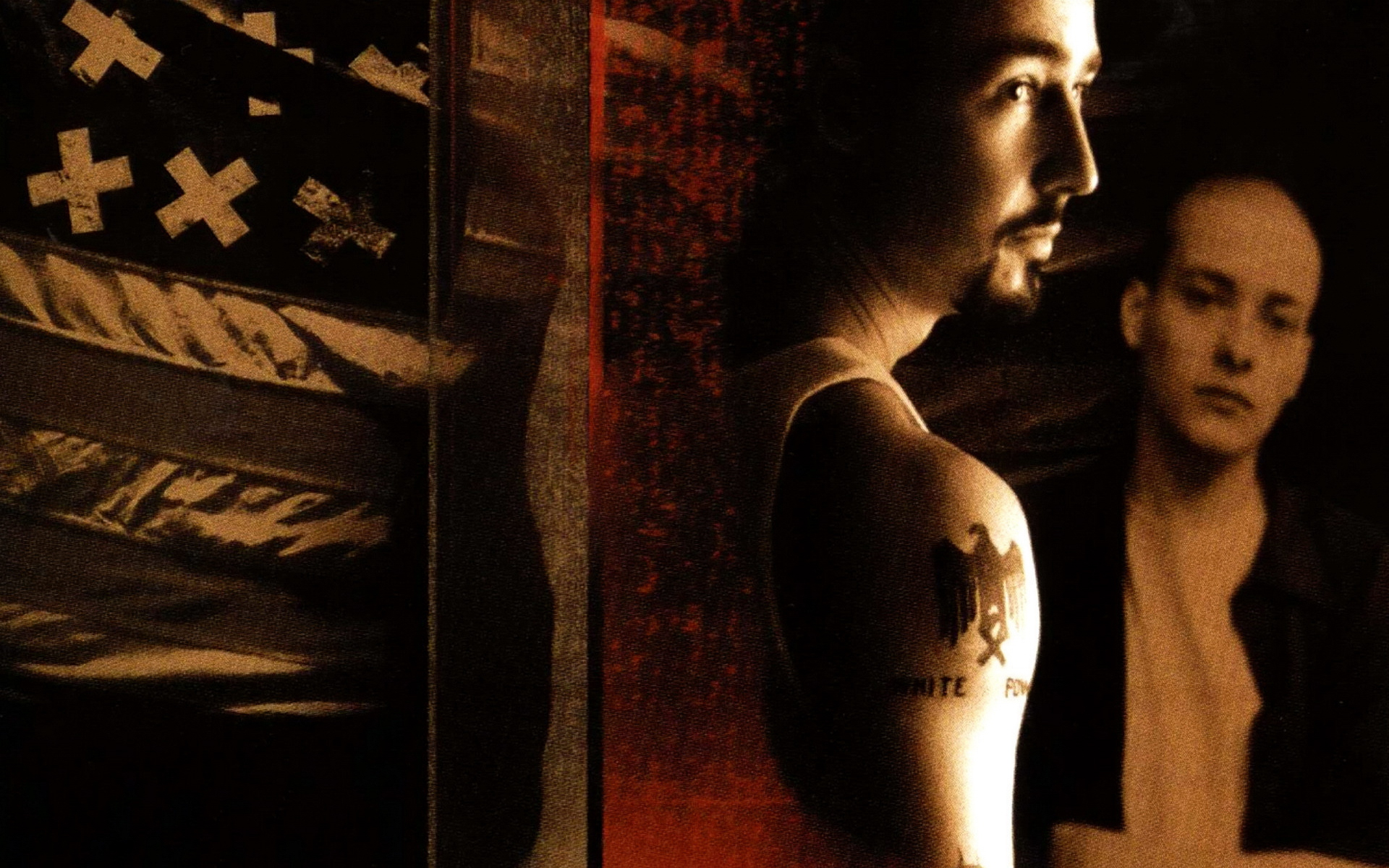 American History X Wallpapers Hd Desktop 1920x1200