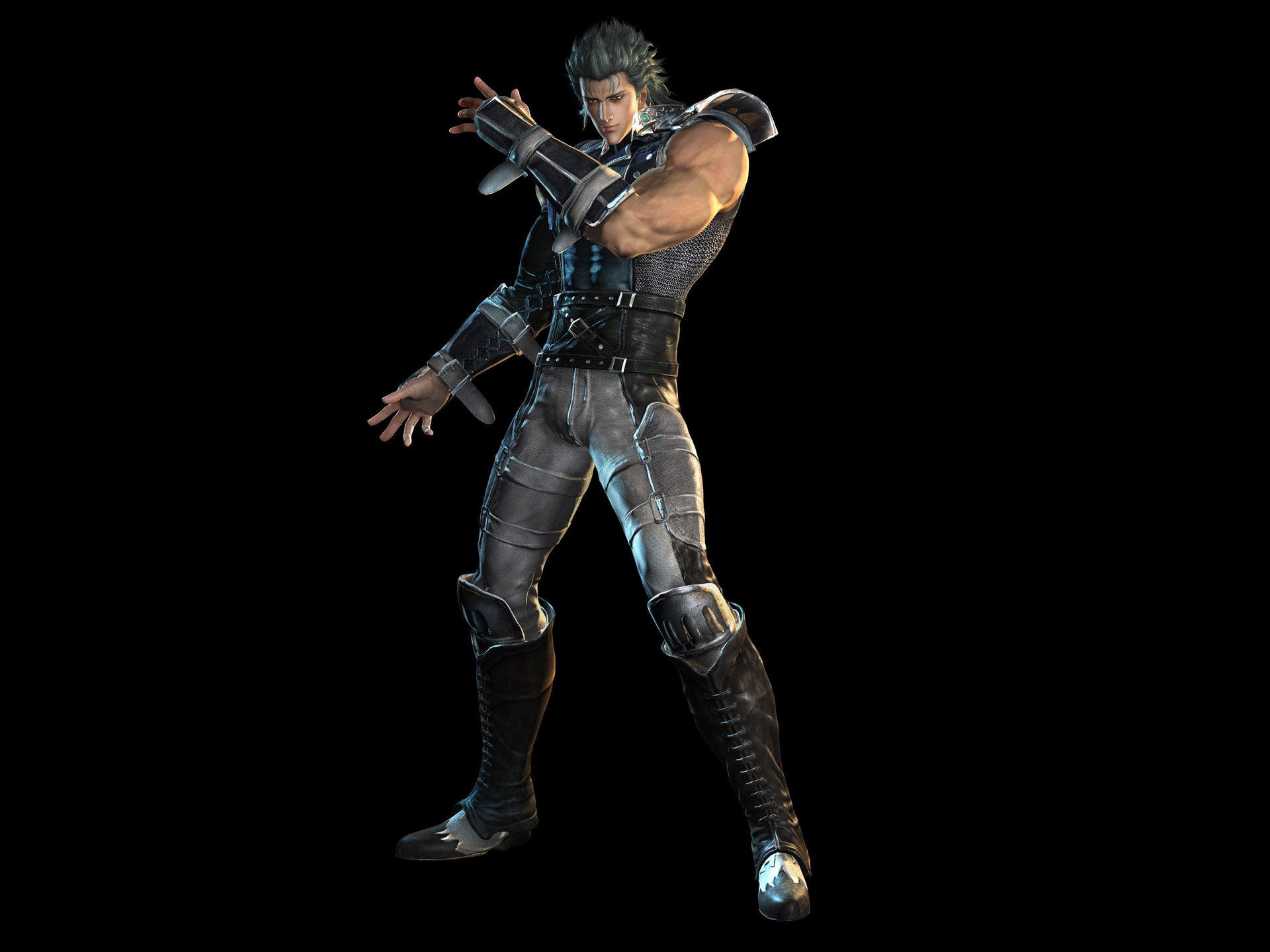 Fist of the North Star video game wallpapers Wallpaper 231 of 246 1920x1440