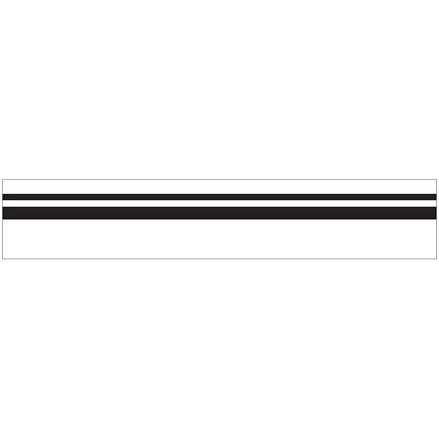 Hotel White and Black Wallpaper Border 630x630