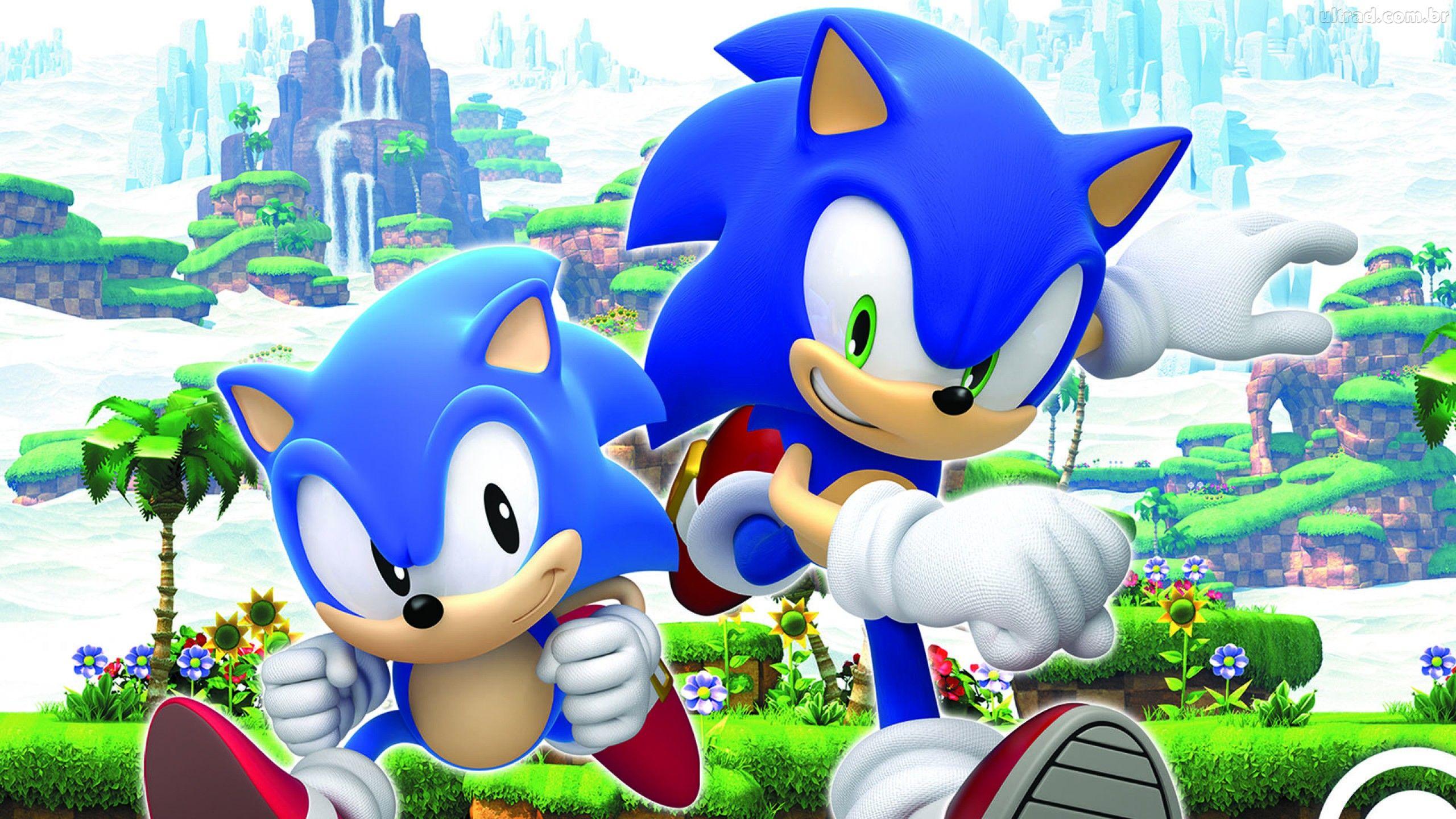 Sonic Generations Wallpaper Hd Wallpapersafari
