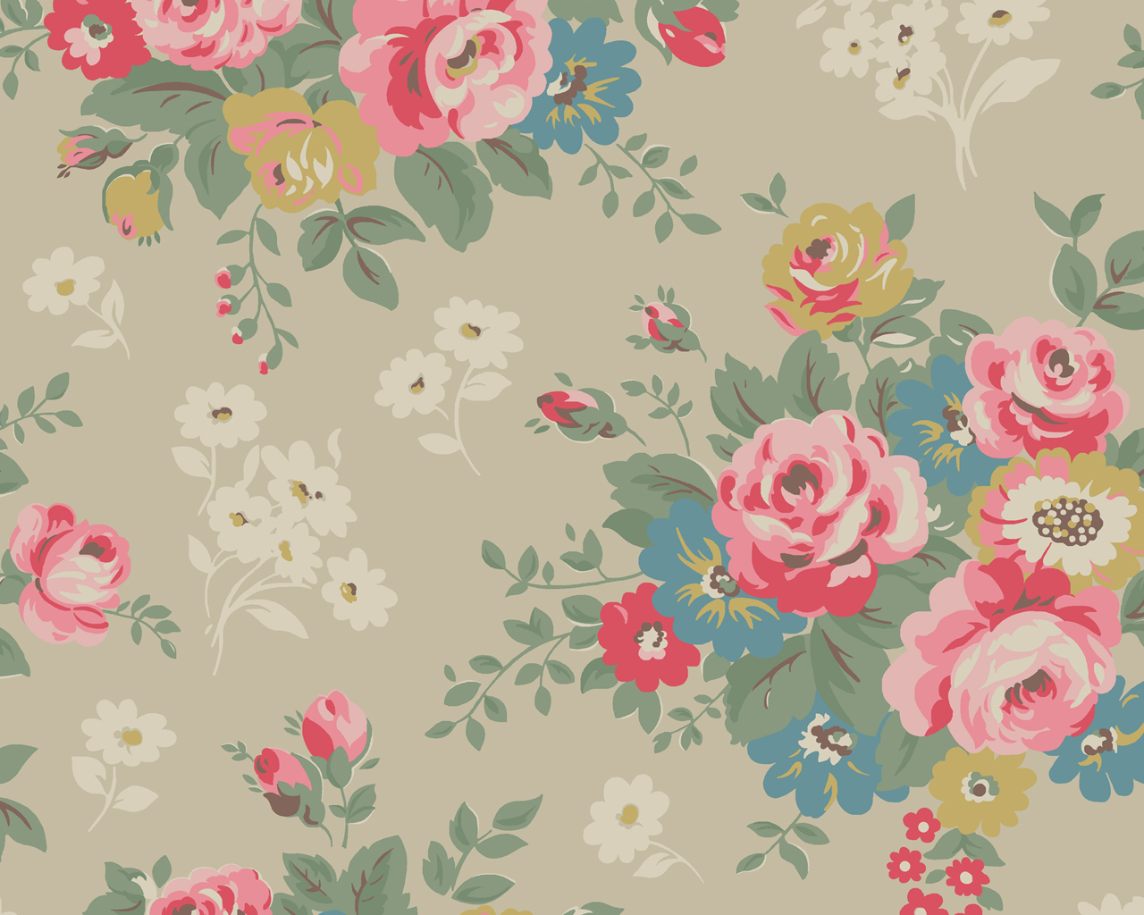 Desktop Wallpapers from Cath Kidston 1280x1024