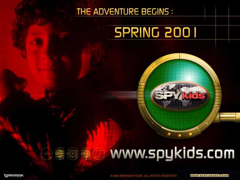 Spy Kids HD Movie Wallpaper 3 800x600