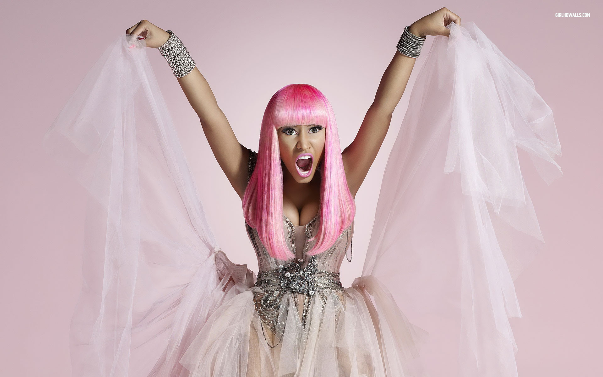 Nicki Minaj HD 12 Rap Wallpapers 1920x1200