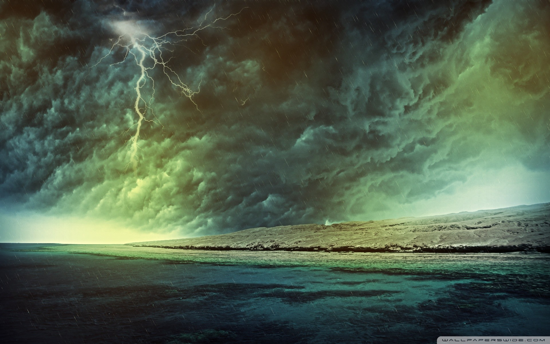 69 Hd Storm Wallpapers on WallpaperPlay 1920x1200