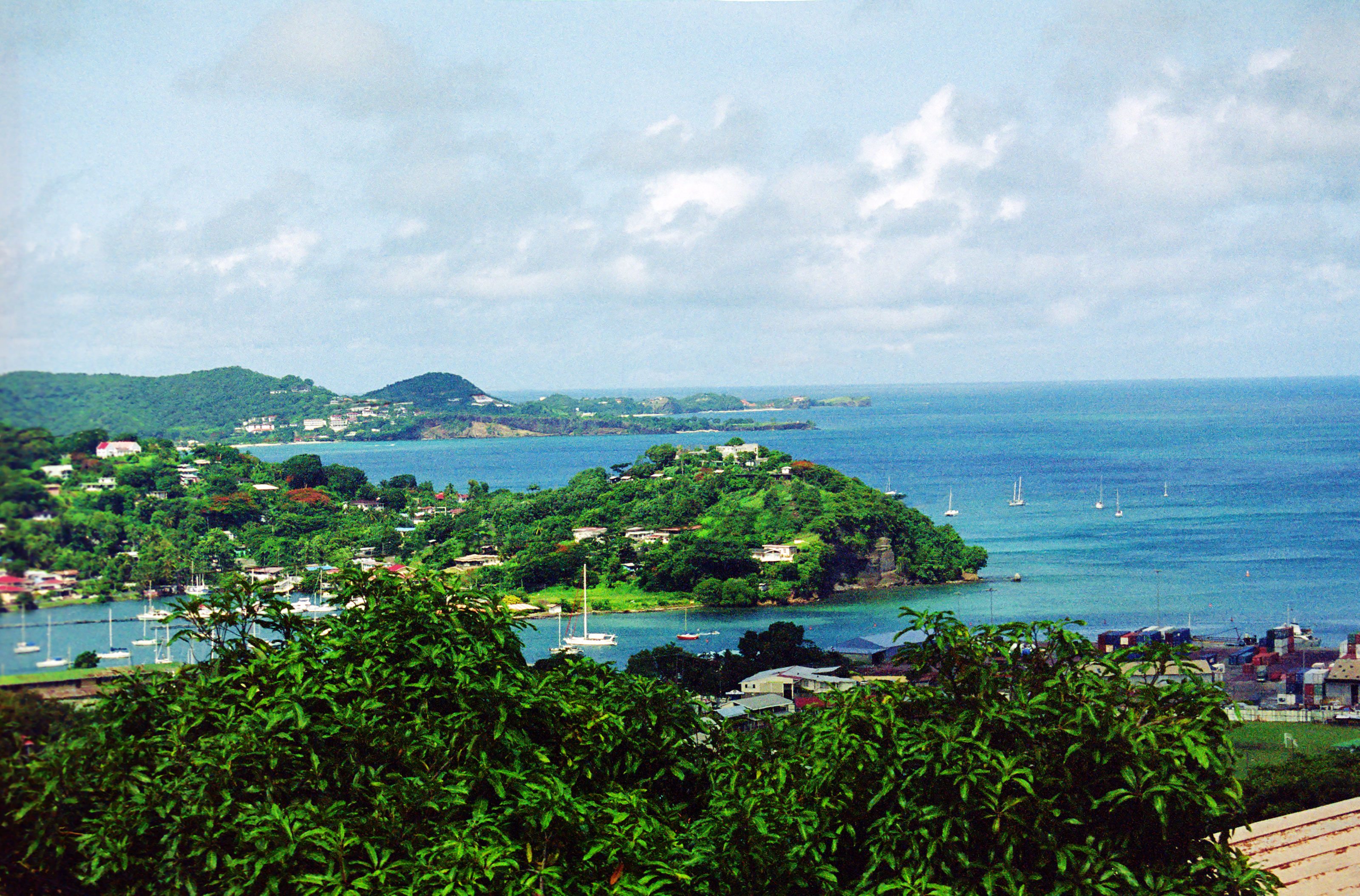St George Grenada Travel Wallpaper and Stock Photo 3200x2109