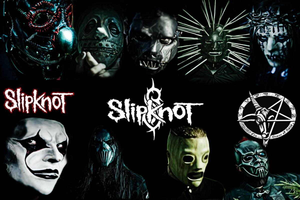 Slipknot 2015 Wallpapers 1200x800