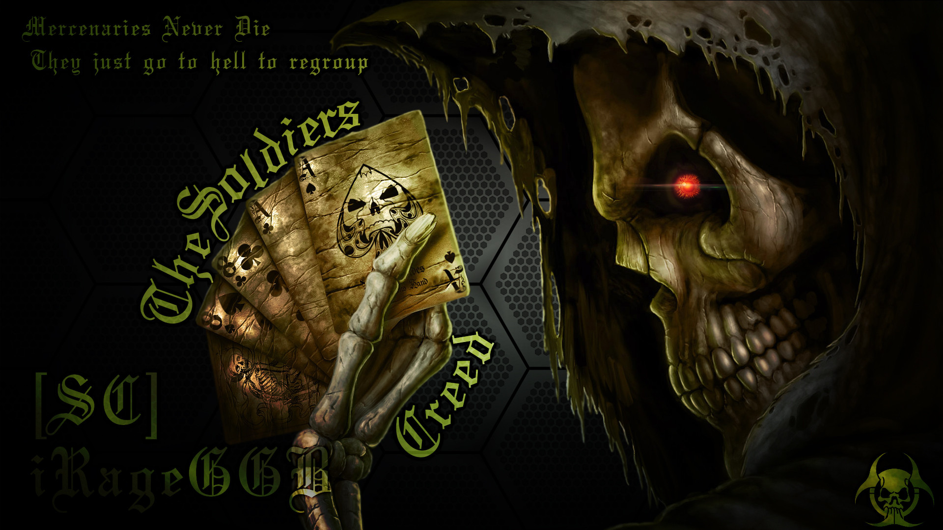 Free Download Grim Reaper Game Over Wallpaper Grim Reaper Game