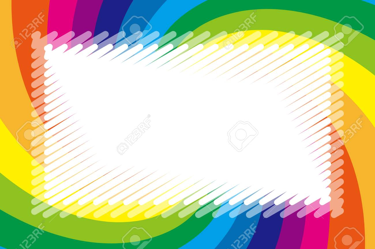 Background Wallpaper Rainbow Color Copy Space Name Tag Price 1300x866