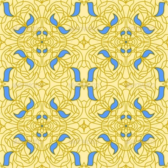 patterns repeating retro renaissance pattern nouveau ornamental 590x590