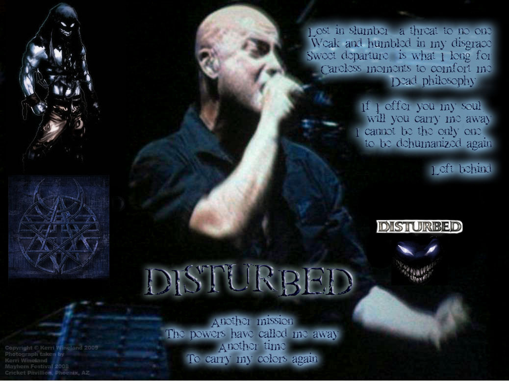 disturbed band wallpaper wallpapers backgrounds 1038x777
