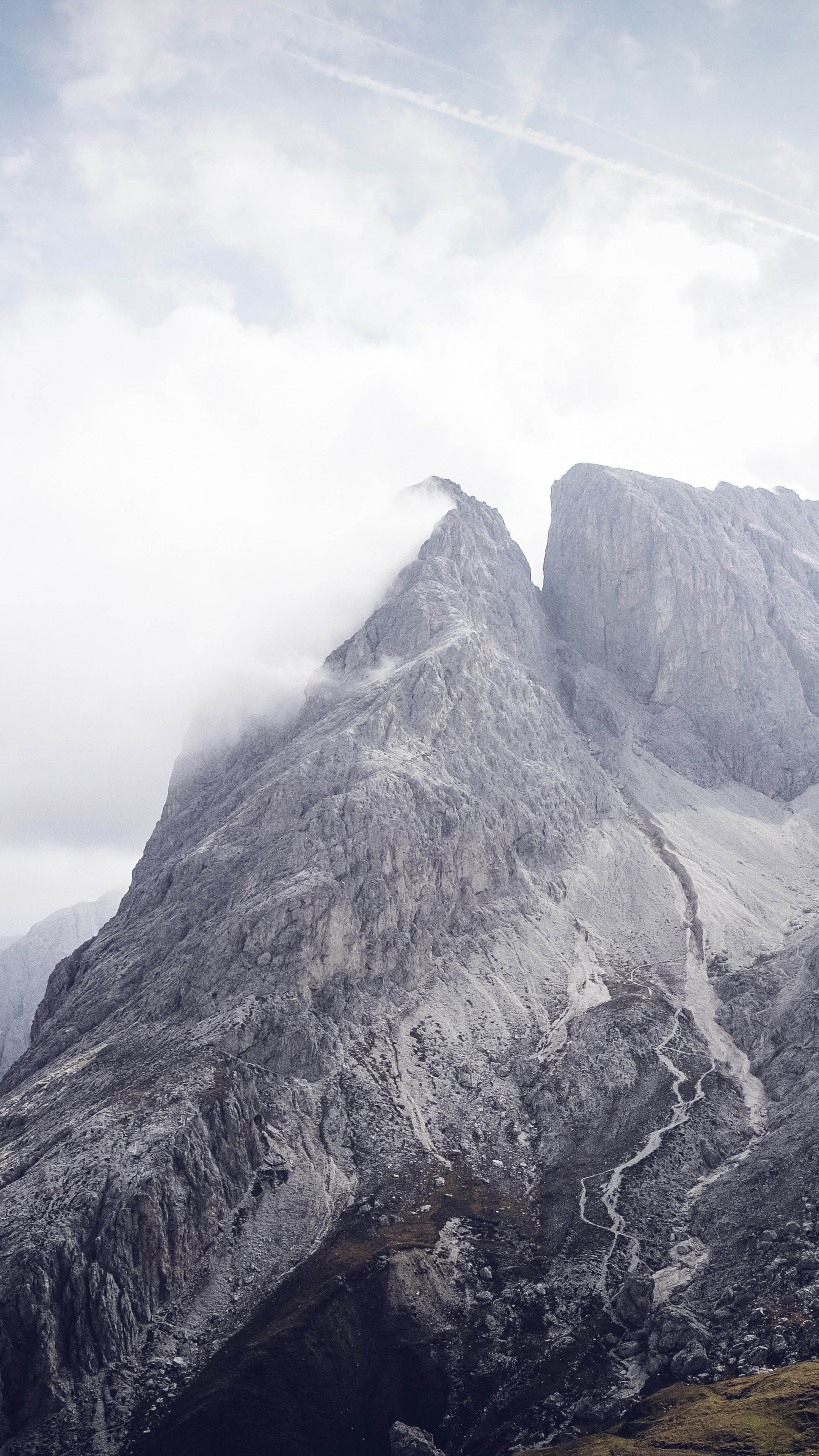 Free download 2160x3840 south tyrol bolzano mountains Sony