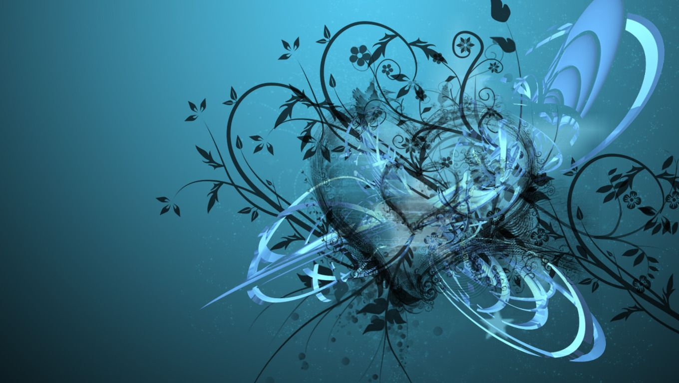 17196 abstract wallpapers and screensavers 1360x768
