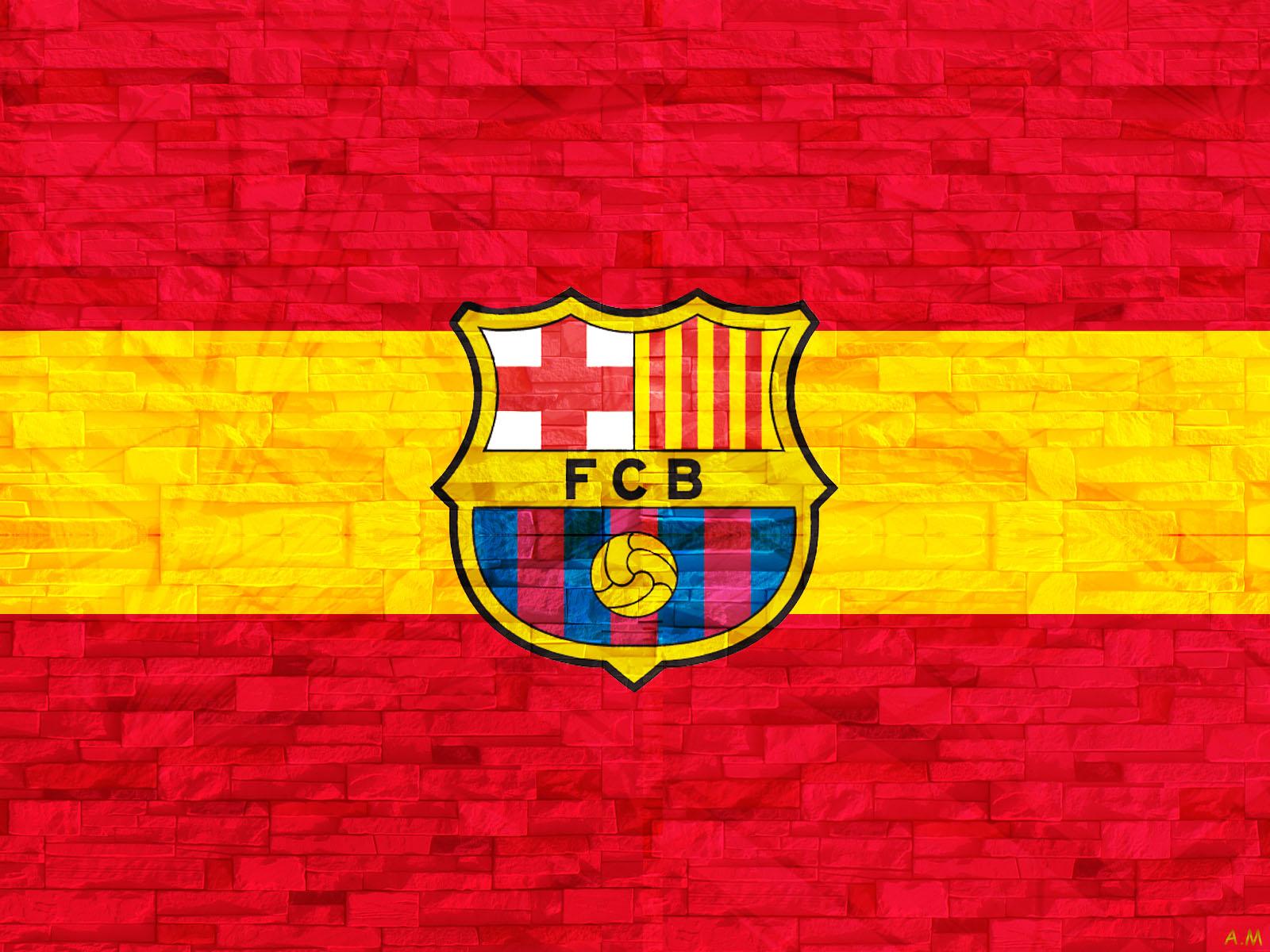 HD FC barcelona Wallpaper HD Wallpaper 1600x1200