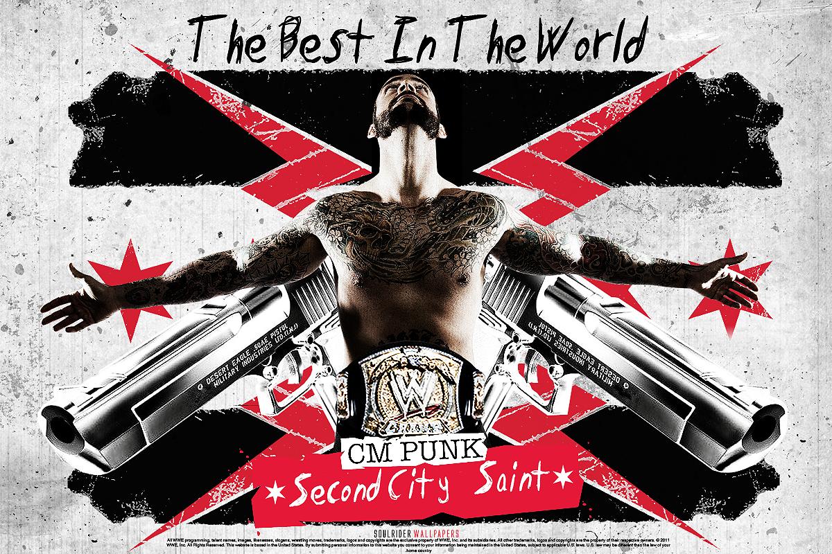 Free Download Cm Punk Hd Wallpaper 2013 2014 Sports Hd
