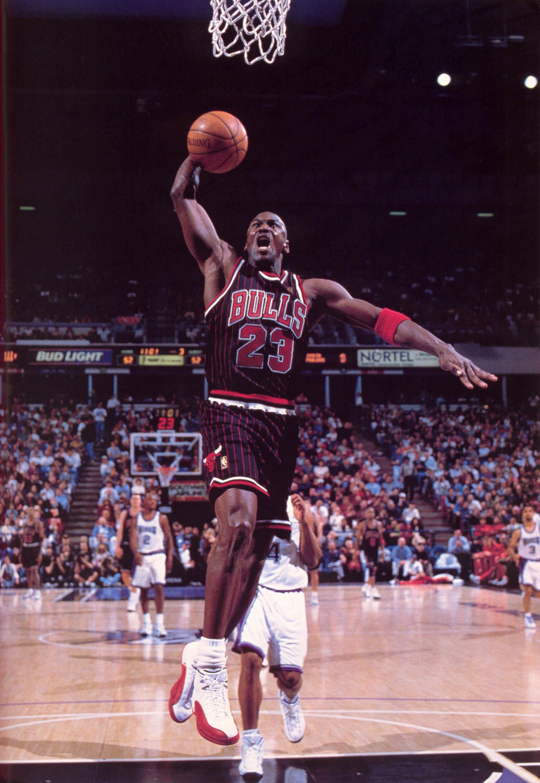 for images of Michael Jordan wearing the black alternate Bulls jersey 1614x2340